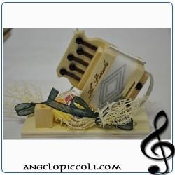 Organetto Bomboniera