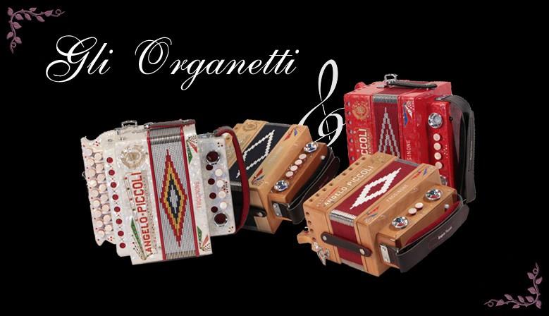Organetti Angelo Piccoli